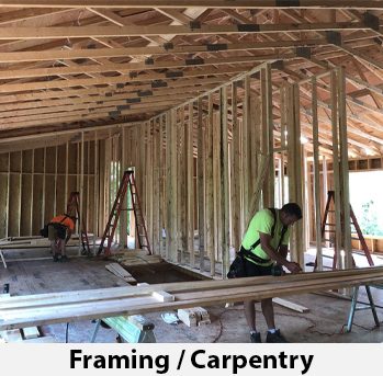 Framing and Carpentry Services