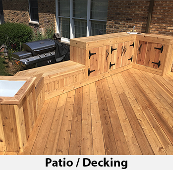 Patio and Decking Services